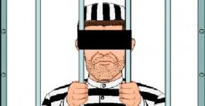 นักโทษคนหนึ่งหนีออกจากคุก